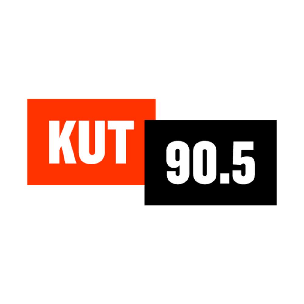 KUT 90.5 Austin's NPR Station logo