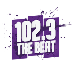 102.3 The Beat logo