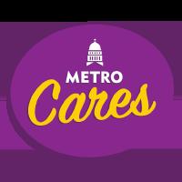 CAP Metro Cares logo