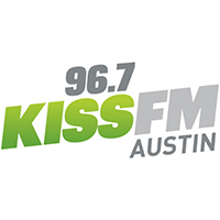 KISS FM Austin logo