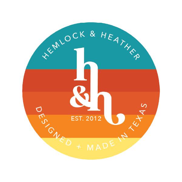hemlock and heather logo