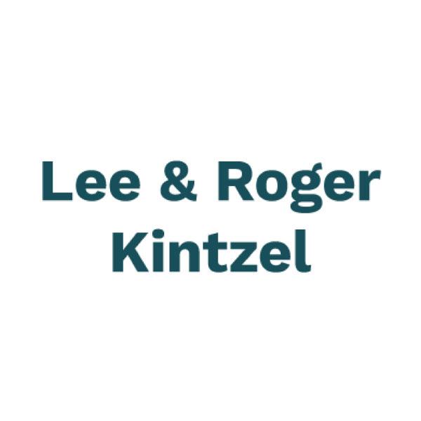 Lee and Roger Kintzel logo