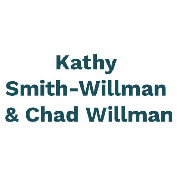 Kathy Smith-Willman and Chad Willman logo