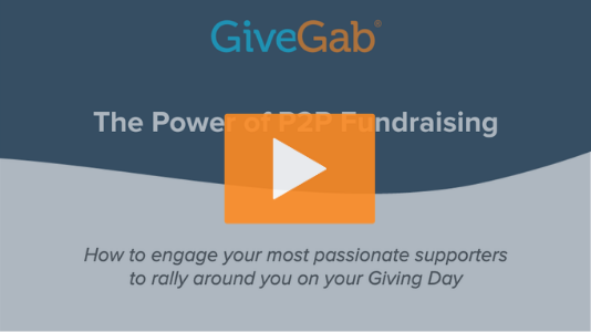 The Power of P@P Fundraising