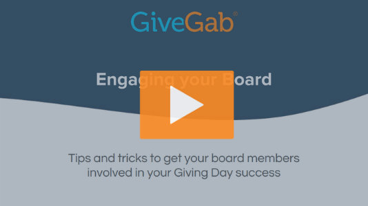 Engage Your Board