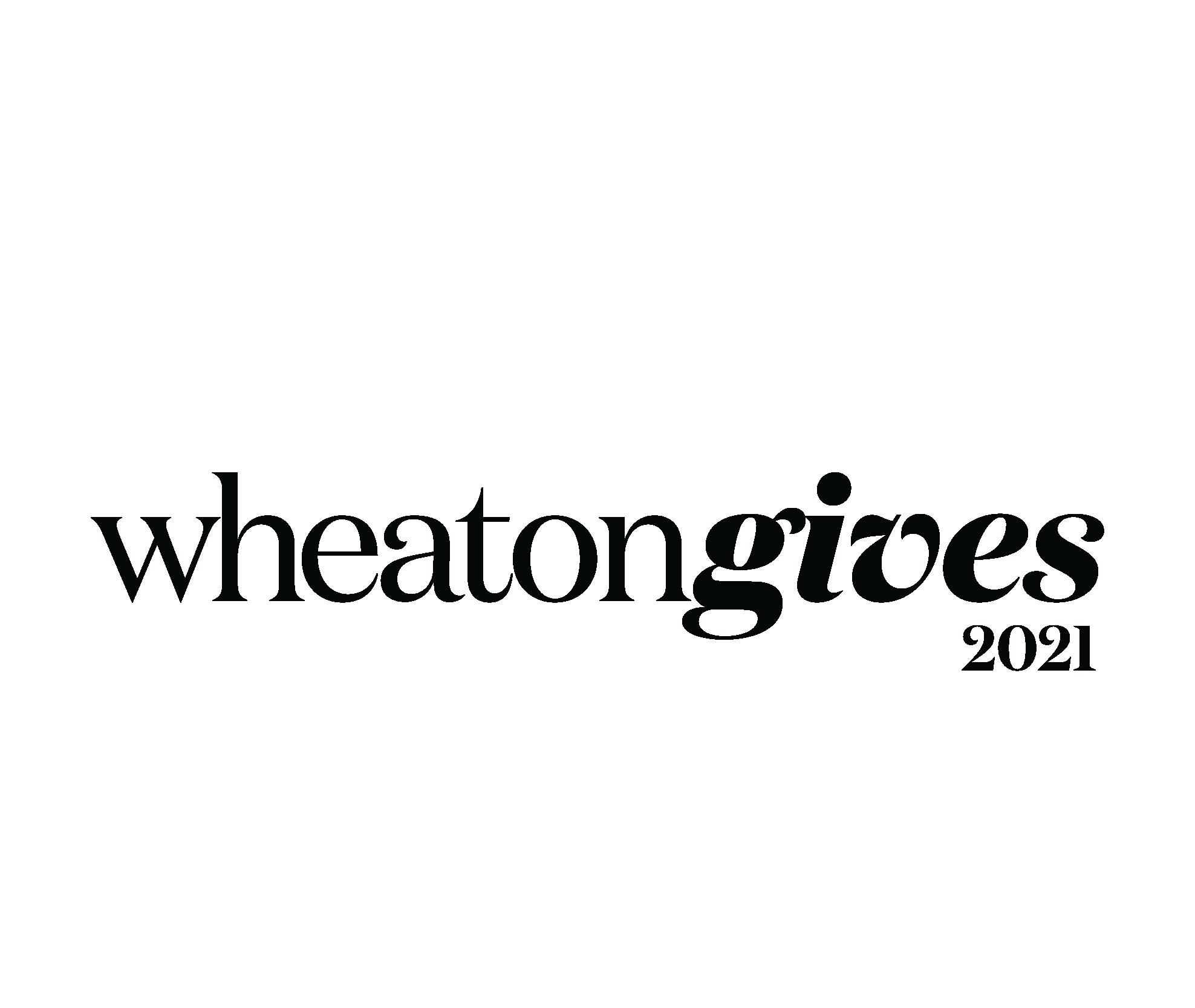 WheatonGives 2021 Logo